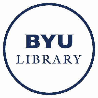 BYU Library Catalog